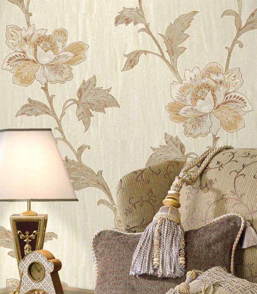 Saint honor papel pintado el estilo que decora tu hogar for Papeles pintados ingleses