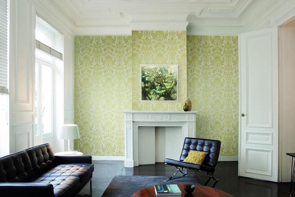 Tendencias decoraci n saint honor for Papel pintado para forrar muebles
