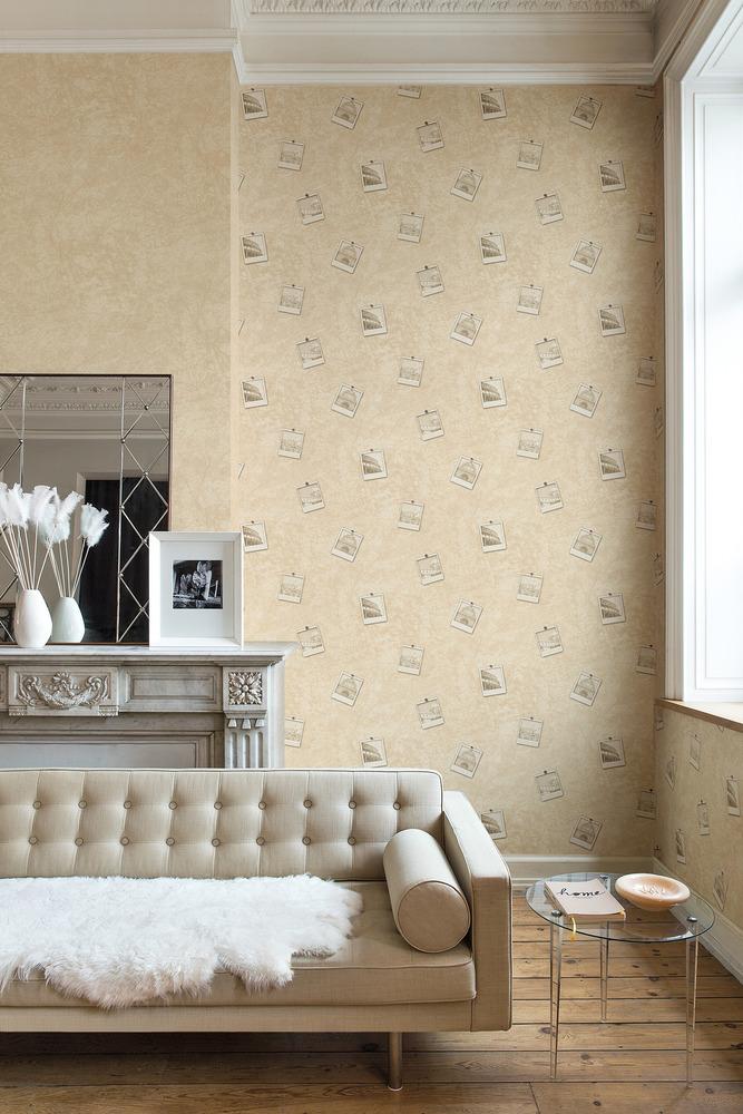 Papeles de pared moderno
