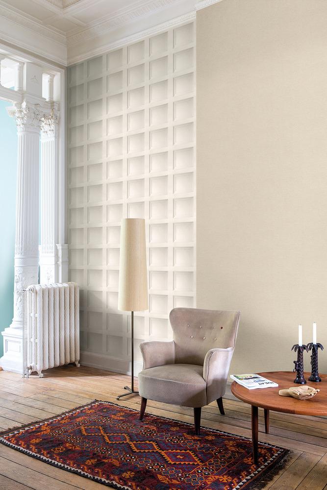 Papeles pared de imitación de materiales