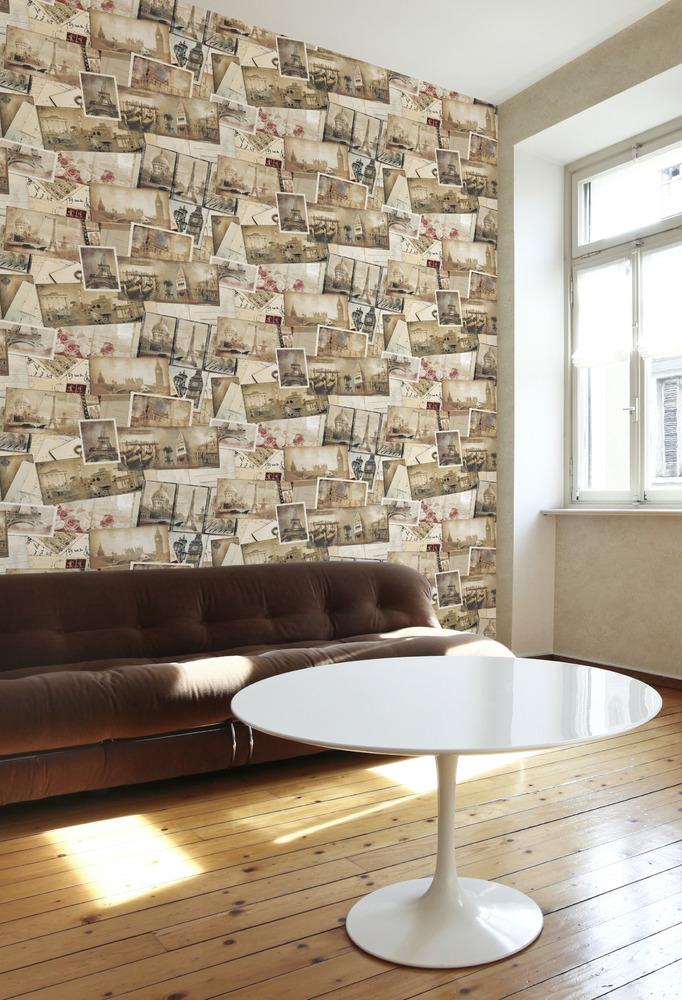 papel pintado moderno