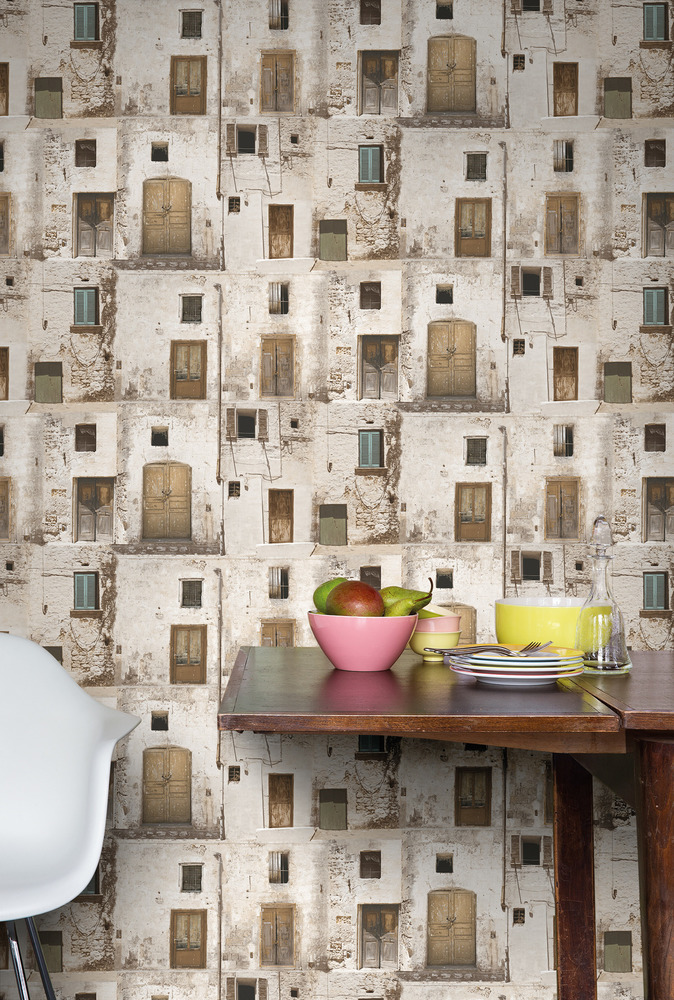 Saint honor el estilo que decora tu hogar - Papel pintado para cocina ...