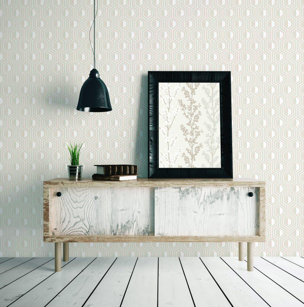Saint honor el estilo que decora tu hogar - Papel pintado moderno ...