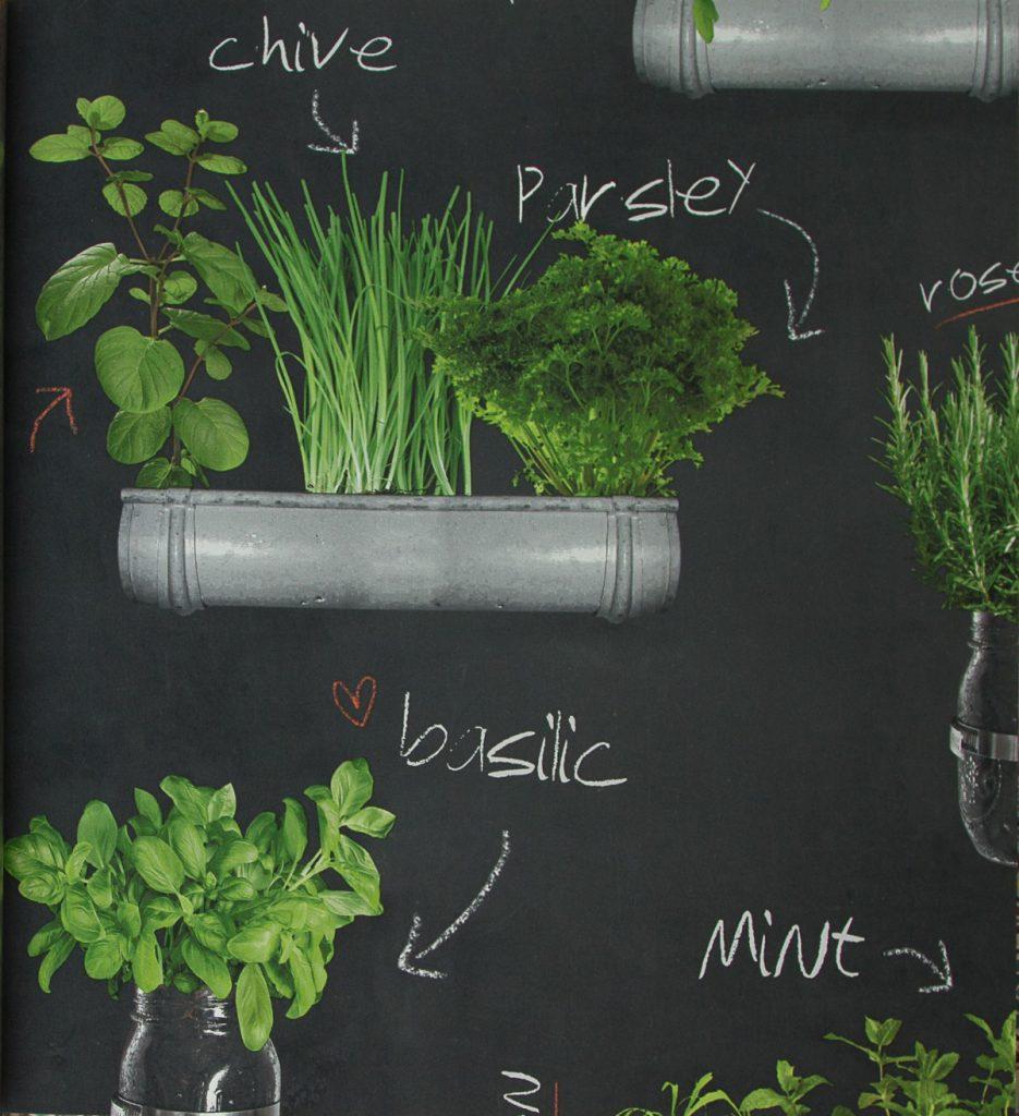 papel pintado cocina | Saint Honoré