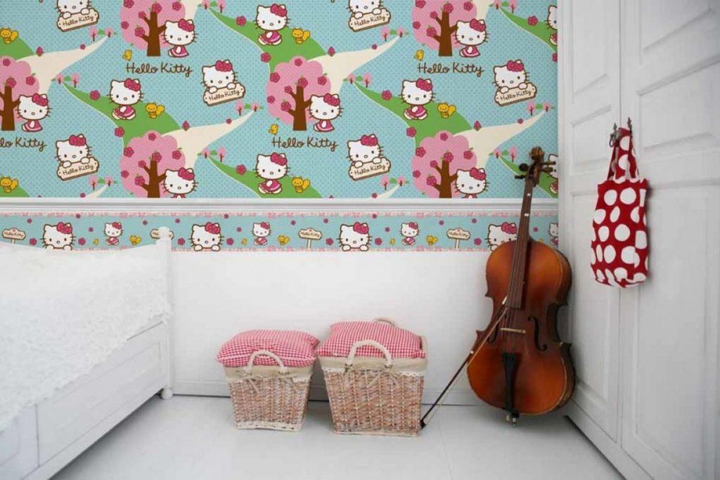 Saint honor el estilo que decora tu hogar - Papel pintado para decorar paredes ...