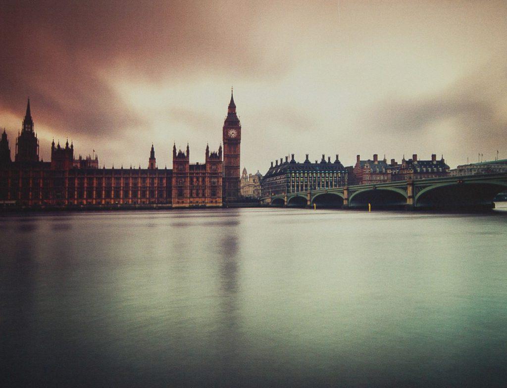 Comprar fotomural Londres
