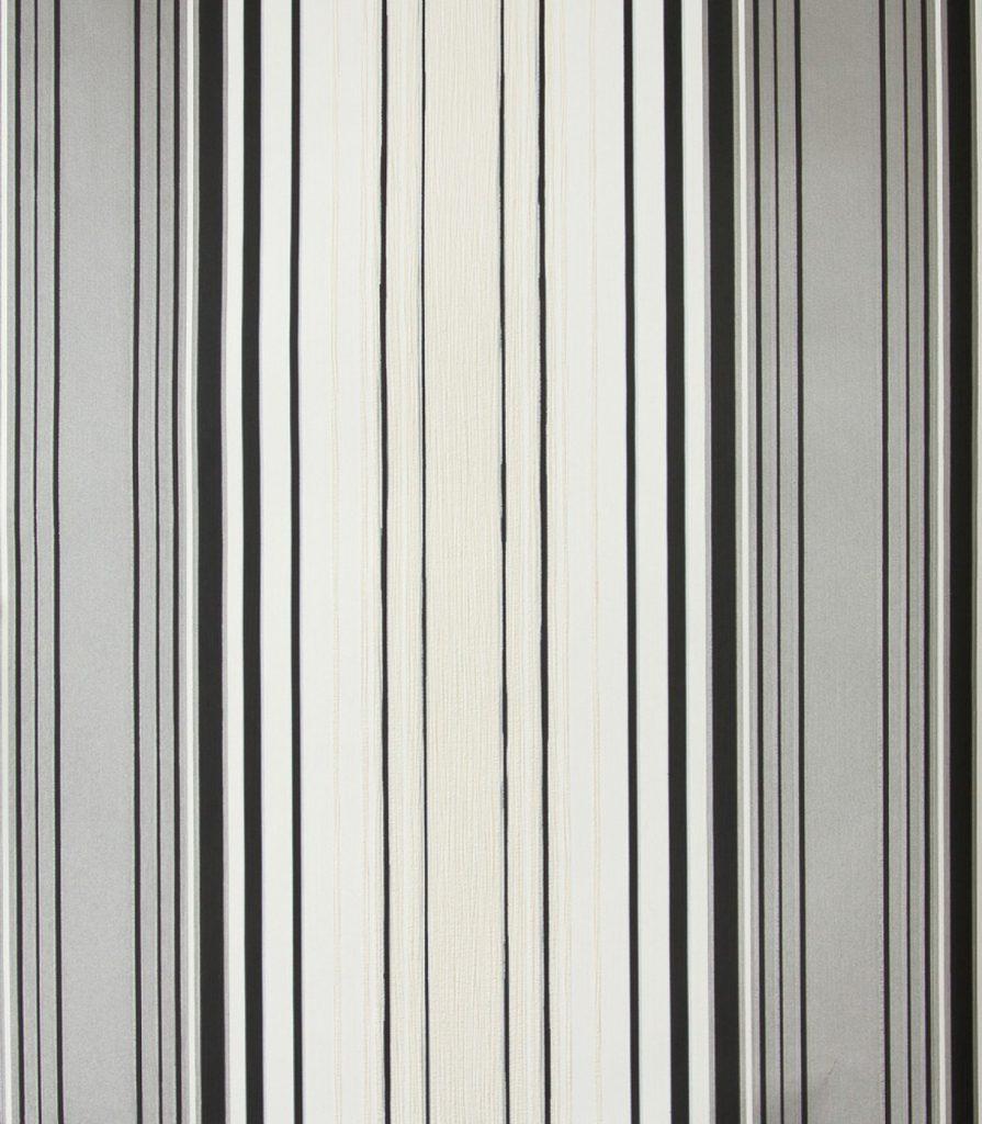 8 ideas en papeles pintados para decorar la oficina - Papeles pintados rayas verticales ...