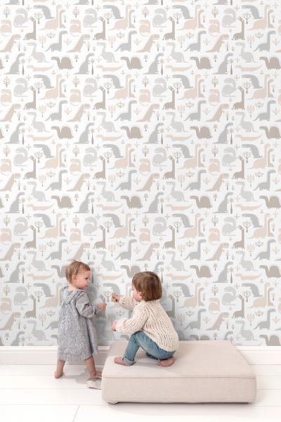 papel pintado infantil coleccion jano